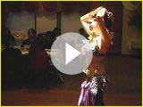 How to belly dance at restaurants DVD excerpt