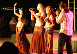 belly dance in the press